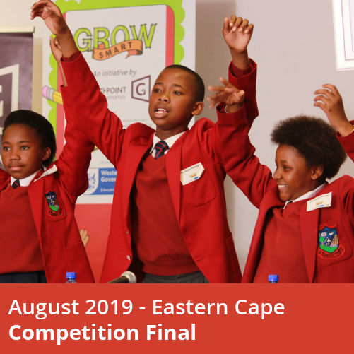 2019_Eastern Cape Final event