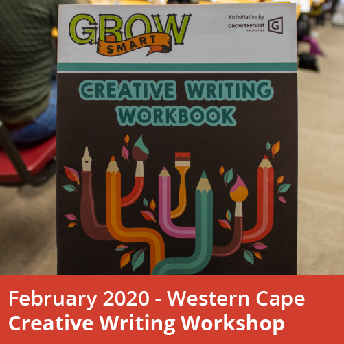 2020_Western Cape Creative Writing workshop