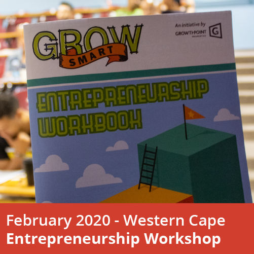 2020_Western Cape Entrepreneurship workshop