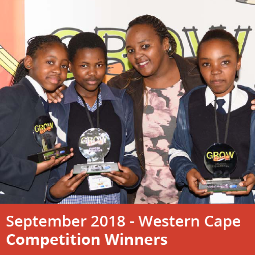 2018_Western Cape winners