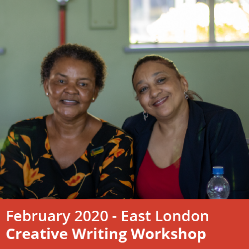 2020_East London Creative Writing workshop